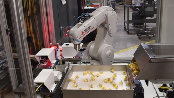 """Quality Inspection that Passes the Test Thanks to Automation and """"Smart"""" Technology"""