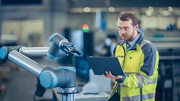 Will a Robot Take Your Manufacturing Job Not Necessarily!