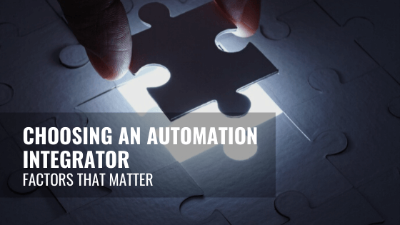 Choosing an Automation Integrator (1)