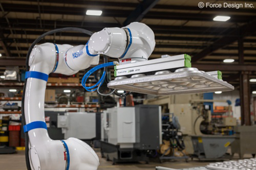 Collaborative Robot System 3