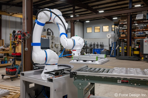Collaborative Robot System-1