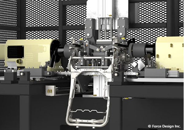 Rivet Machine 1